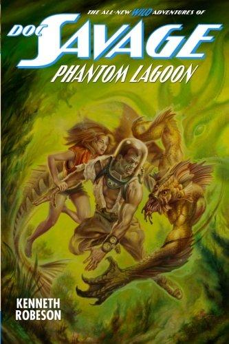 Image of Doc Savage: Phantom Lagoon