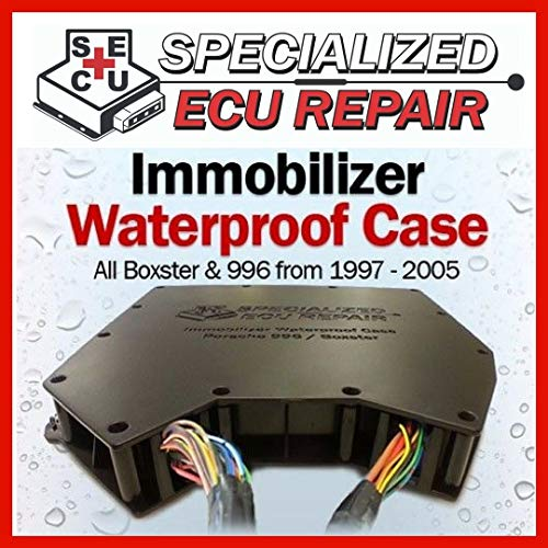 Waterproof Case for Porsche Boxster & 911 996 Immobilizer Alarm CLU Computer
