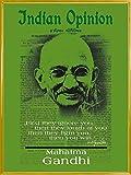 1art1 Mahatma Gandhi Poster Kunstdruck und