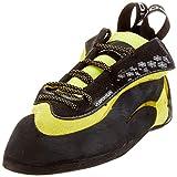La Sportiva Miura, Chaussures d'escalade Mixte Enfant, Jaune (Lime 000), 37.5 EU