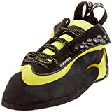 La Sportiva Miura, Zapatos de Escalada Unisex niño, Amarillo (Lime 000), 36.5 EU