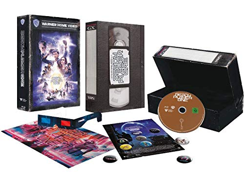 Ready Player One - Collector's Edition - Exklusive Blu-ray Edition im VHS Style - Blu-ray