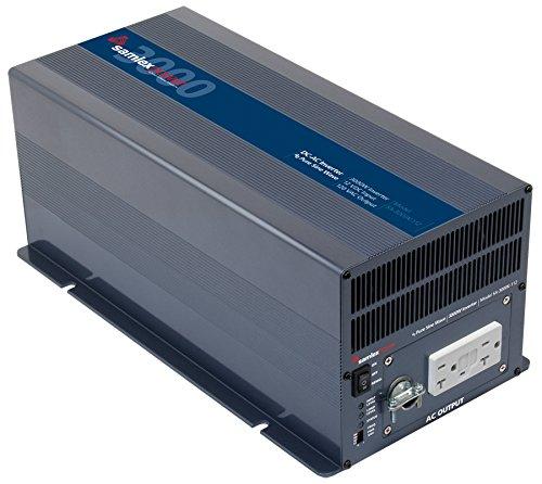 Samlex SA-3000K-112 12V 3000 Watt DC/AC Pure Sine Wave Inverter