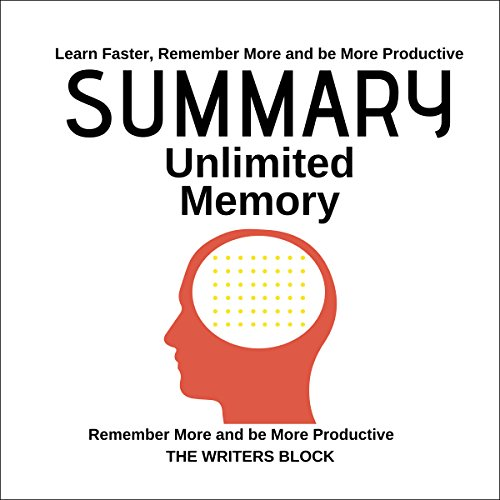Summary: Unlimited Memory audiobook cover art