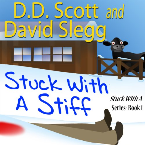 Stuck with a Stiff audiobook cover art