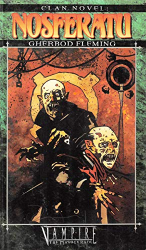 Clan Novel Nosferatu: Book 13 of The Clan Novel Saga (English Edition)