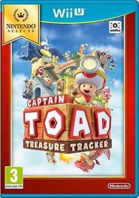 Captain Toad: Treasure Tracker Selects (Nintendo Wii U)