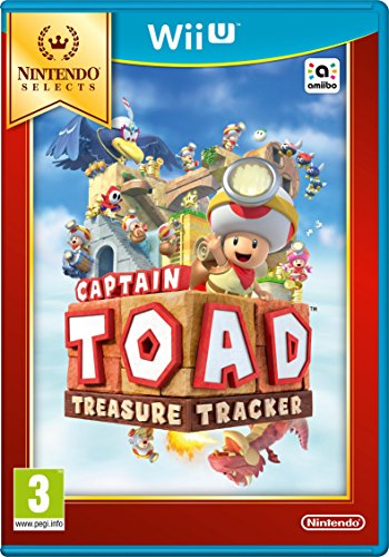 Captain Toad: Treasure Tracker Selects (Nintendo Wii U)