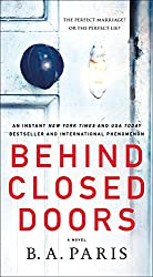 book titled Behind Closed Doors