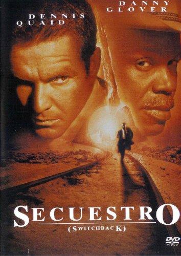 Secuestro (Switchback) dvd Dennis Quaid, Danny Glover