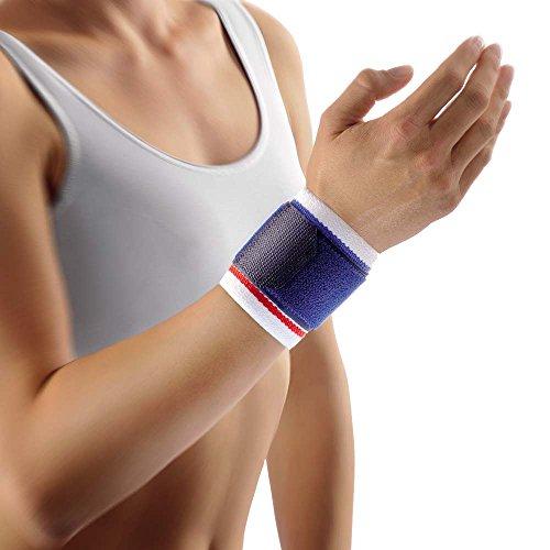 Bort Stabilo® Handgelenk Bandage Gr. 1, blau