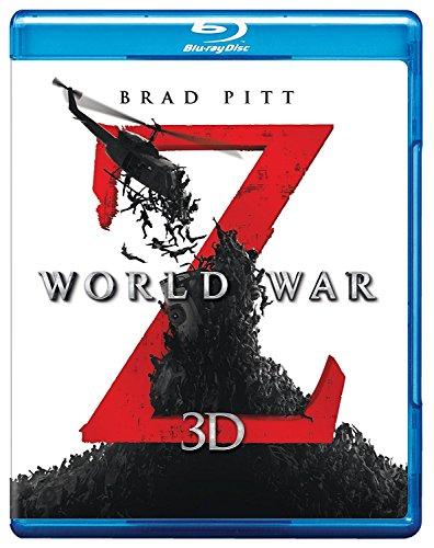 World War Z (Blu-ray 3D & Blu-ray)
