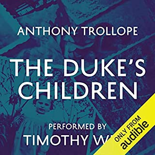 The Duke's Children cover art