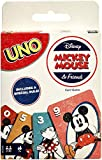 Mattel Games Uno: Disney Mickey Mouse & Friends Card Game