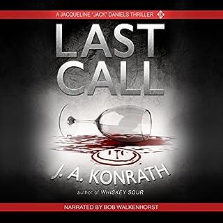 Last Call audiobook cover art