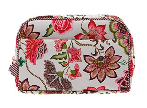 Oilily Royal Sits Pocket Cosmetic Bag Oatmeal