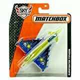matchbox super convoy - Matchbox EUROFIGHTER Typhoon MBX Sky Busters 2015 Sky Busters Series Aircraft