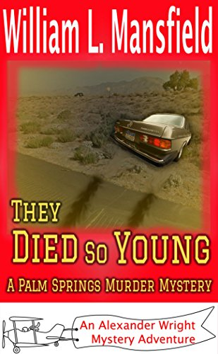 They Died So Young by William Mansfield ebook deal