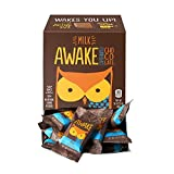 Awake Caffeinated Chocolate Energy Bites, Milk...