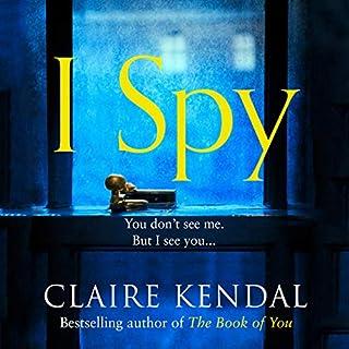 I Spy cover art