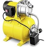 TROTEC TGP 1025 ES Bomba de Agua Doméstica aspersor para césped Bomba de jardín 1000 W 3300 l/h Capacidad