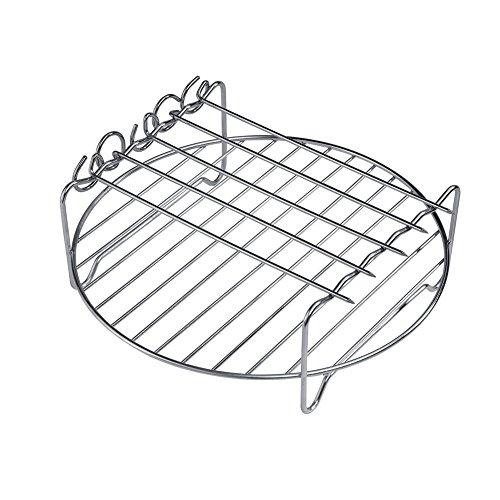 Accessori per friggitrice ad aria multifunzione, accessori per friggitrice Set sicuri e durevoli per il ristorante della cucina di casa