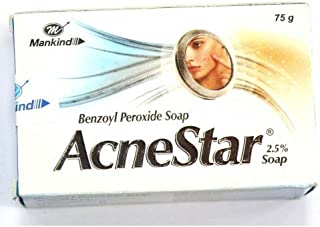 Mankind Acne Star Soap Pack Of 6
