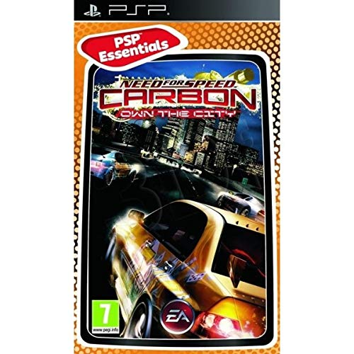 Need for Speed: Carbon - Own the City (PSP Essentials) (versione inglese)