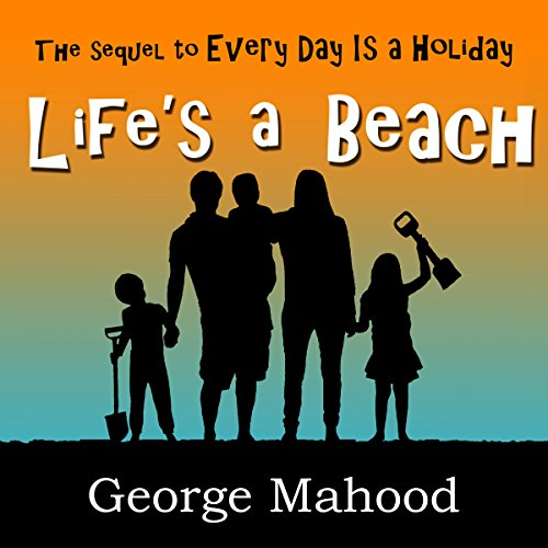 Life's a Beach audiobook cover art