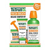 The Breath Co Fresh Breath Deluxe Starter Kit
