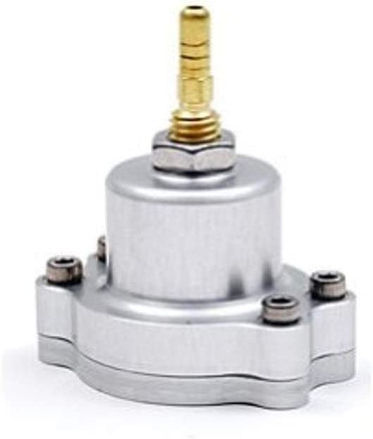 Blox Racing BXFU-00402-SI mart Silver Fuel Superlatite Pressure Adjustable Regula