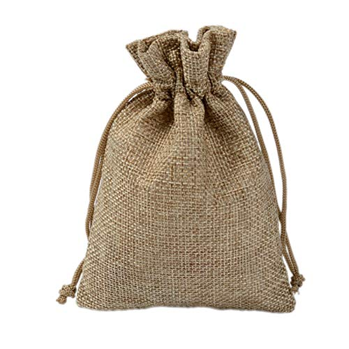 Christmas Pattern Candy Bag 1-24 Advent Calendar Bundle Cotton Linen Gift Bag, Home Decor, Product for Home (Multicolor)