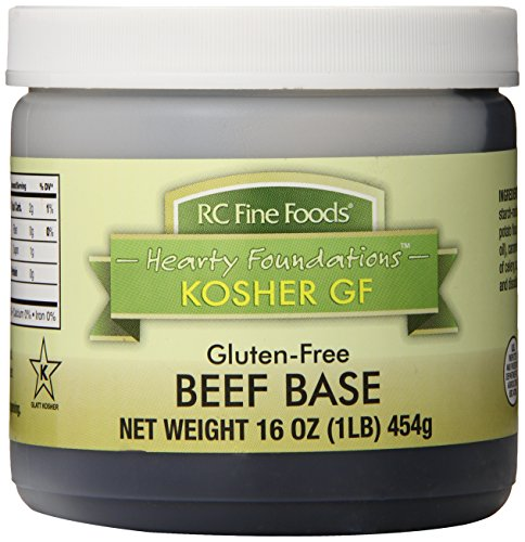RC Fine Foods Healthy Foundations Kosher Gluten-Free Base, Beef, 1 Pound