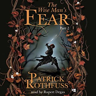 The Wise Man's Fear (Part Two) cover art
