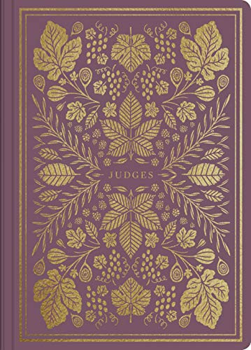 ESV Illuminated Scripture Journal: Judges