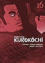 Inspecteur Kurokôchi T16 (16) de Takashi Nagasaki