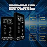 Bronc tattoo power supply LCD digital
