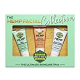 Uncle Bud's Hemp 2oz Facial Collection Gift Set