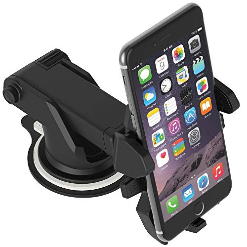 BLUELEX 360 Degree Adjustable Universal Car Mobile Phone Holder (Car Mobile Holder)