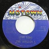 JACKSON 5 - LOOKIN THROUGH THE WINDOWS - original 7 inch - 7 inch vinyl / 45 record