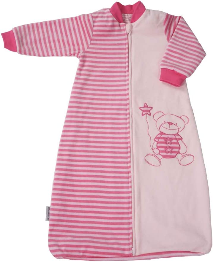 Baby Sleep Sack Award-winning store Wearable Blanket Sleeves Discount mail order Cotton Toddle Long