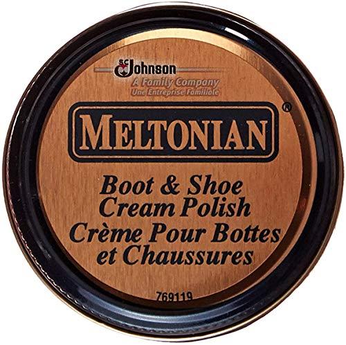 Meltonian Shoe Cream Polish Colors - 129 - Chamois