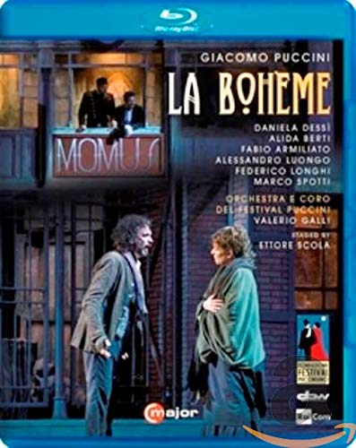 Limited time 100% quality warranty! for free shipping Puccini: La Blu-ray Bohème