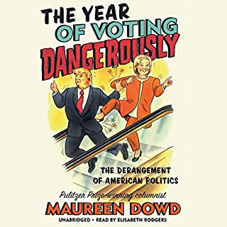 The Year of Voting Dangerously cover art