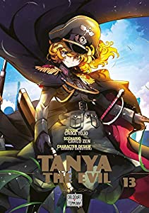 Tanya The Evil Edition simple Tome 13