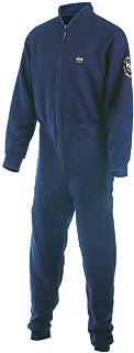 Helly Hansen Work Stormsuit Mens Pile One Piece Zipper Navy 72640