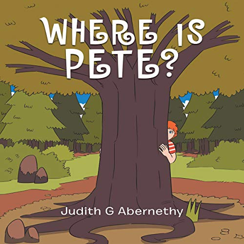 Where Is Pete? audiobook cover art