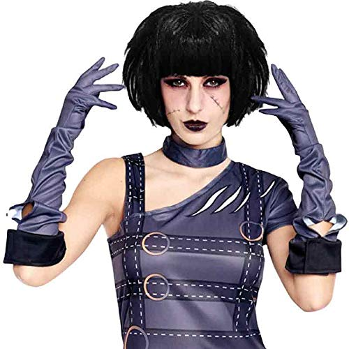 Peluca Madame Tijeras Halloween