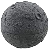 FREELOVE Moon Landing Cigarette Ashtray, Concrete Aromatherapy Diffuser, Cement Aromatherapy Essential Oil Diffuser, Jewerly Organizer, Office & Home Decor(Moon-i)