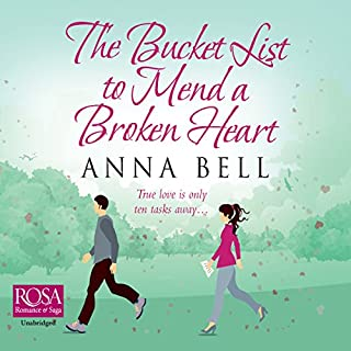 The Bucket List to Mend a Broken Heart cover art
